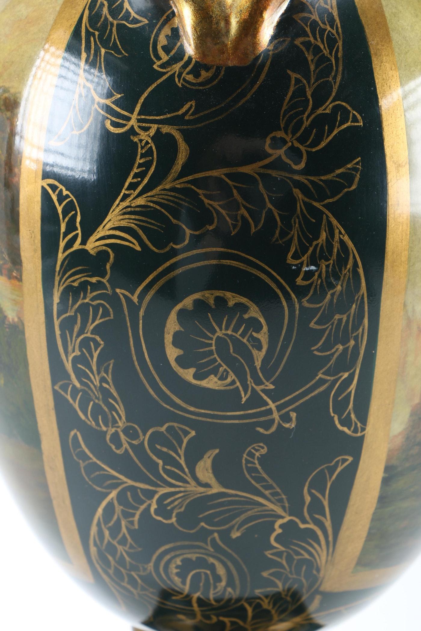 Jeanne Reed Ltd Decorative Urn Ebth