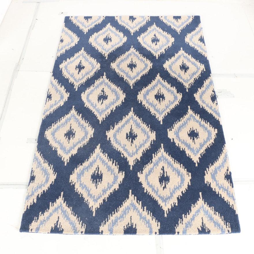 Pier 1 Imports Wool Tapis Rug