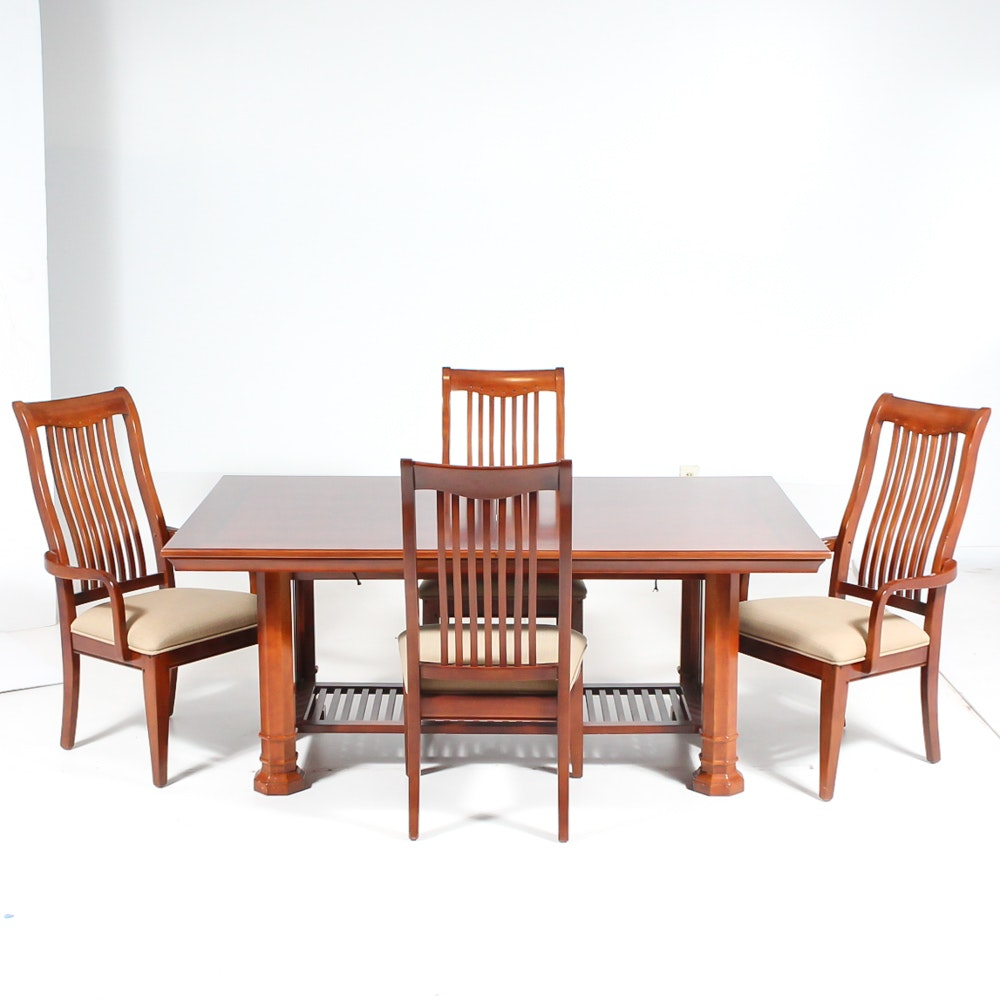 Mission Style Dining Set By Legacy Classic ...