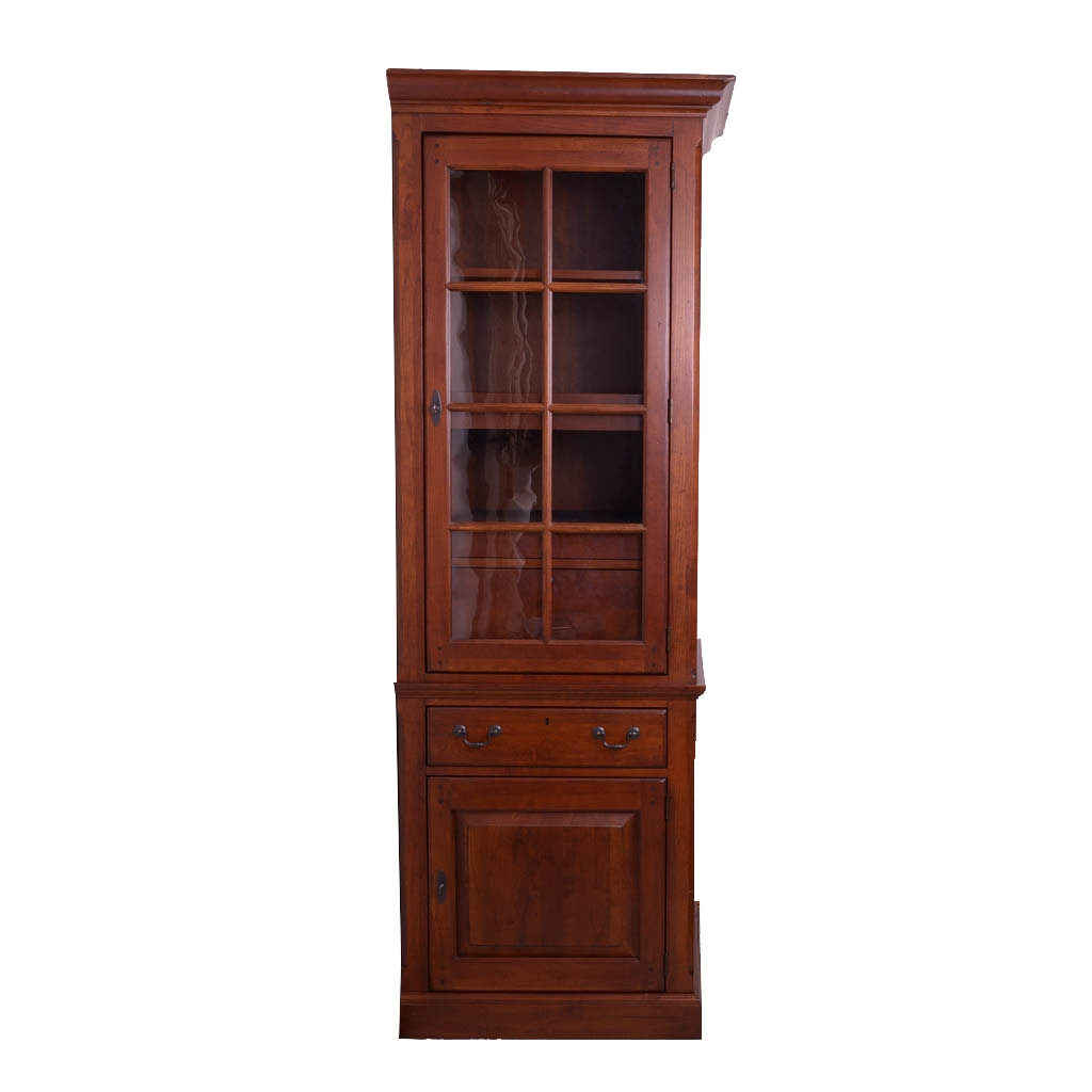 Glazed-Door Cabinet by Bob Timberlake for Lexington Furniture