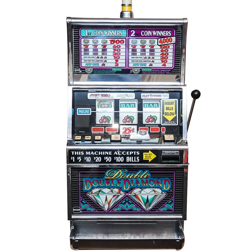 Double Double Diamond Slot Machine