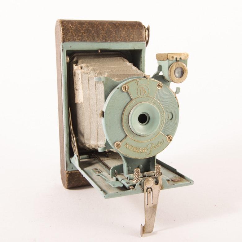 Antique Kodak Petite Folding Film Camera
