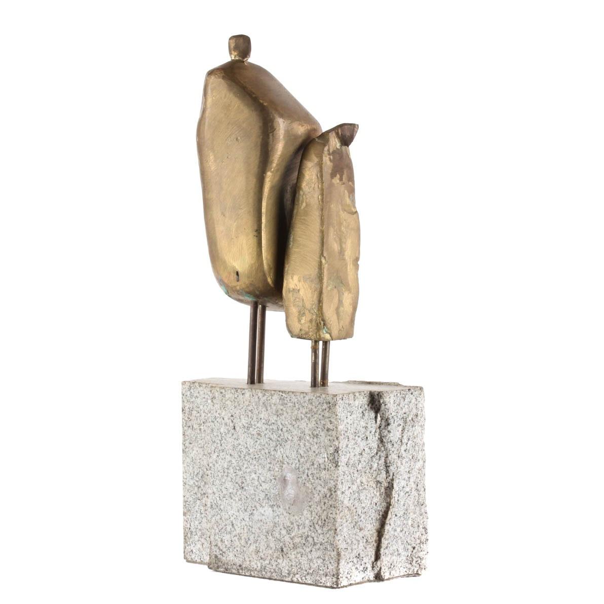 Bronze Figurative Sculpture