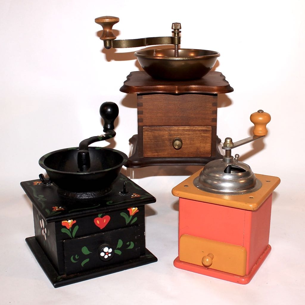Vintage Lap Mill Collection