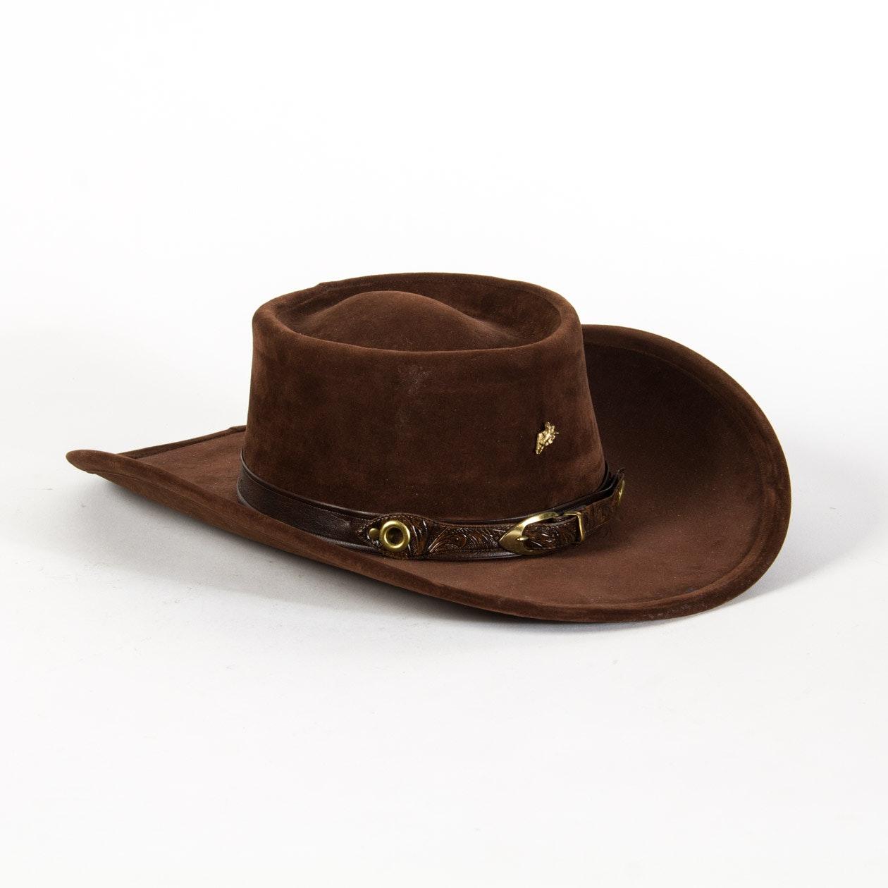 Bailey U-Rollit Vintage Cowboy Hat