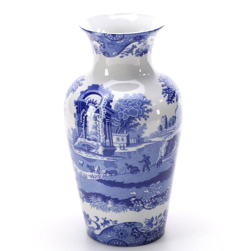 Spode Italian Vase Ebth