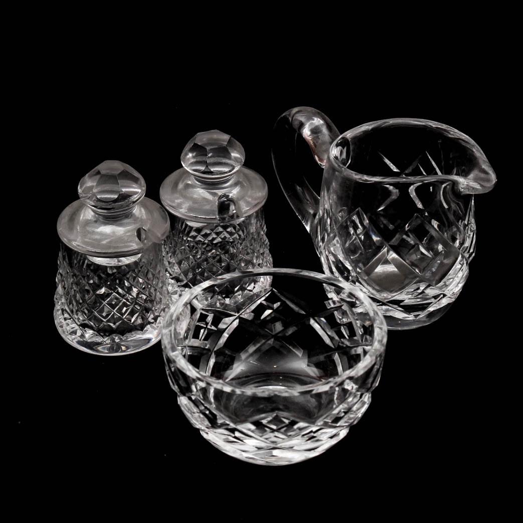 Vintage Waterford Crystal Tableware