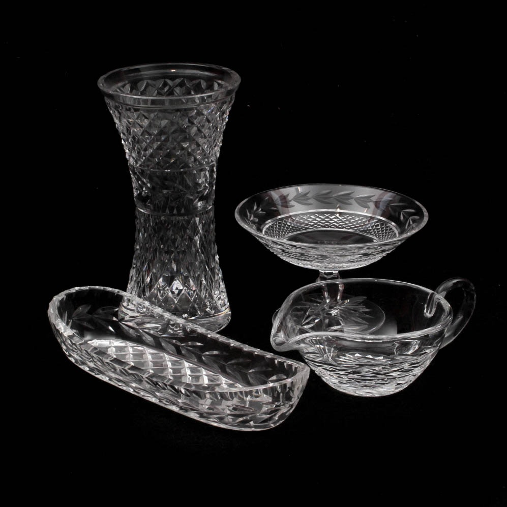 "Waterford Crystal ""Glandore"" Pattern Collection"