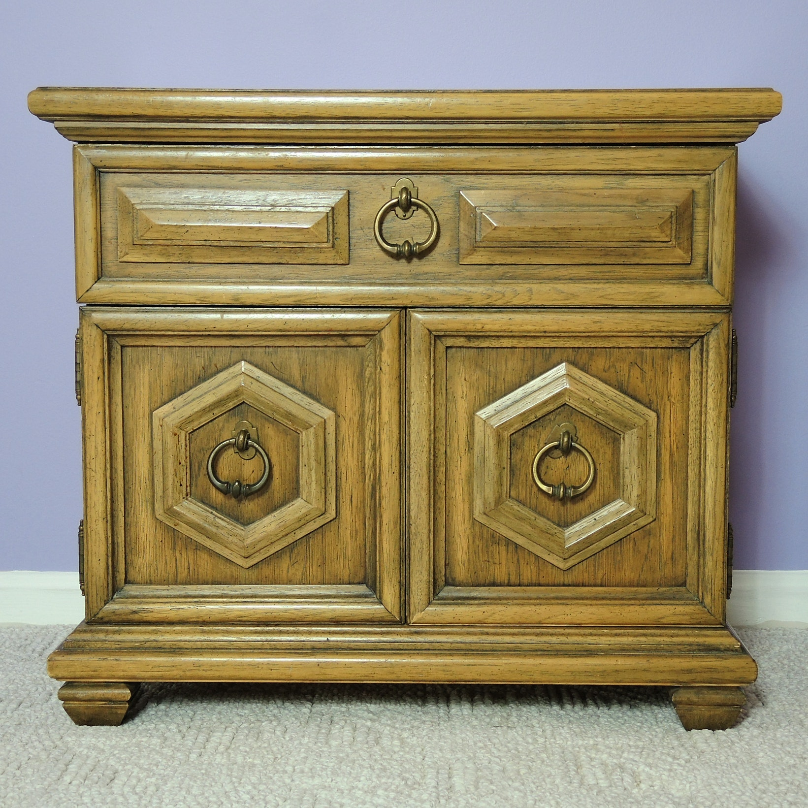 Thomasville Bedside Table