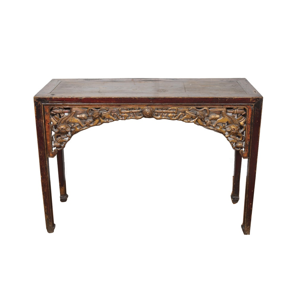 Chinese Accent Table