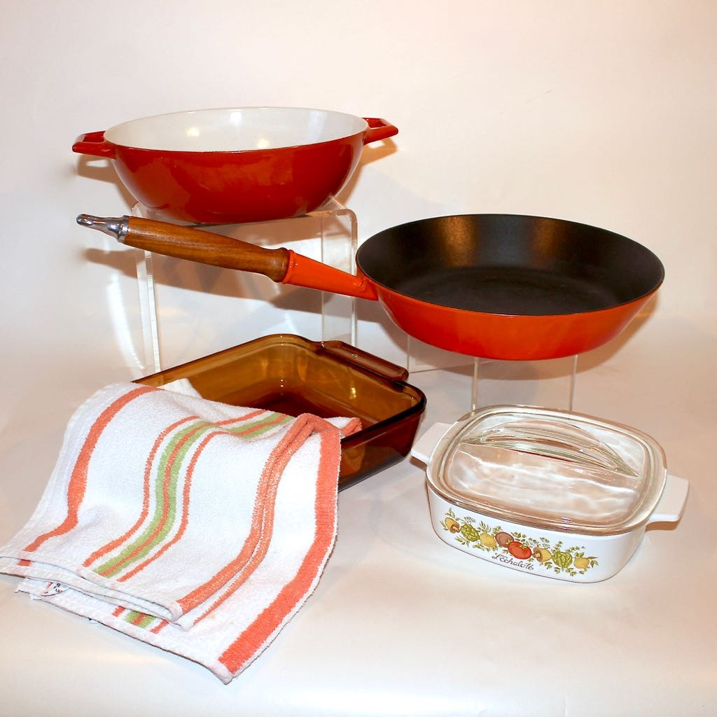 Vintage Cookware to Include Le Creuset