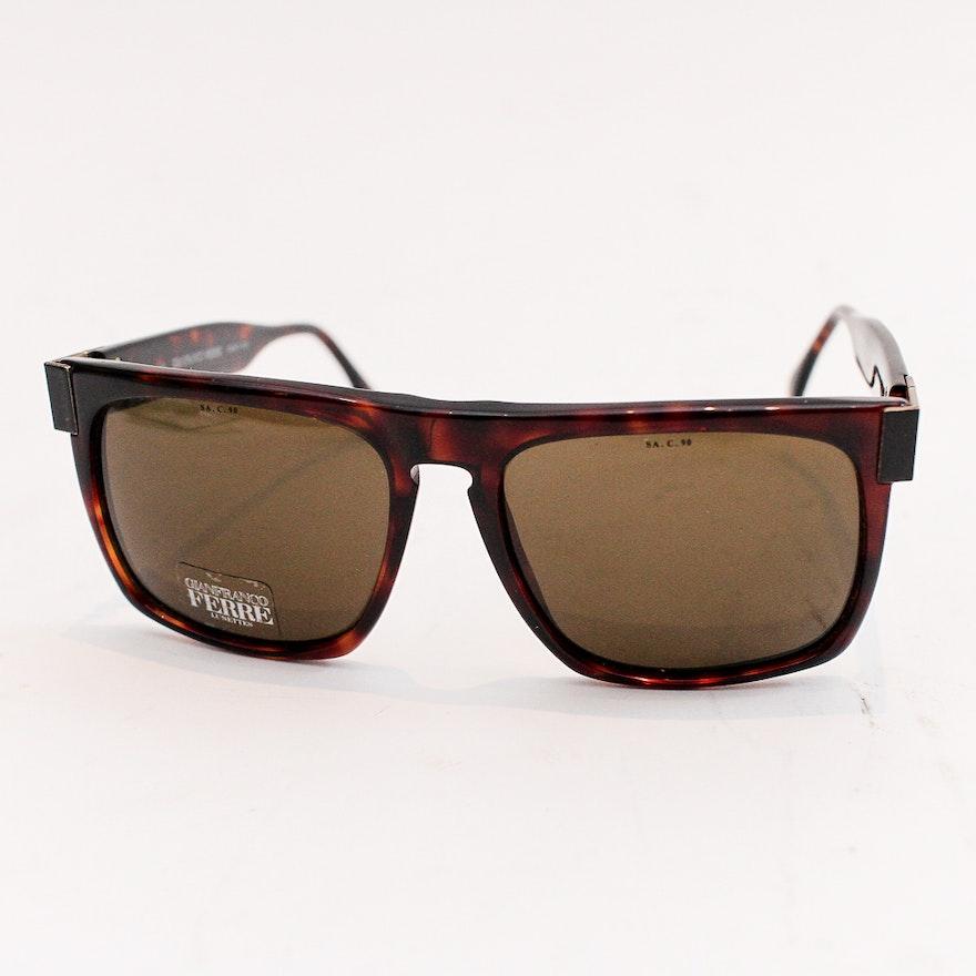 ac0de2bca1a Gianfranco Ferre Lunettes Sunglasses   EBTH