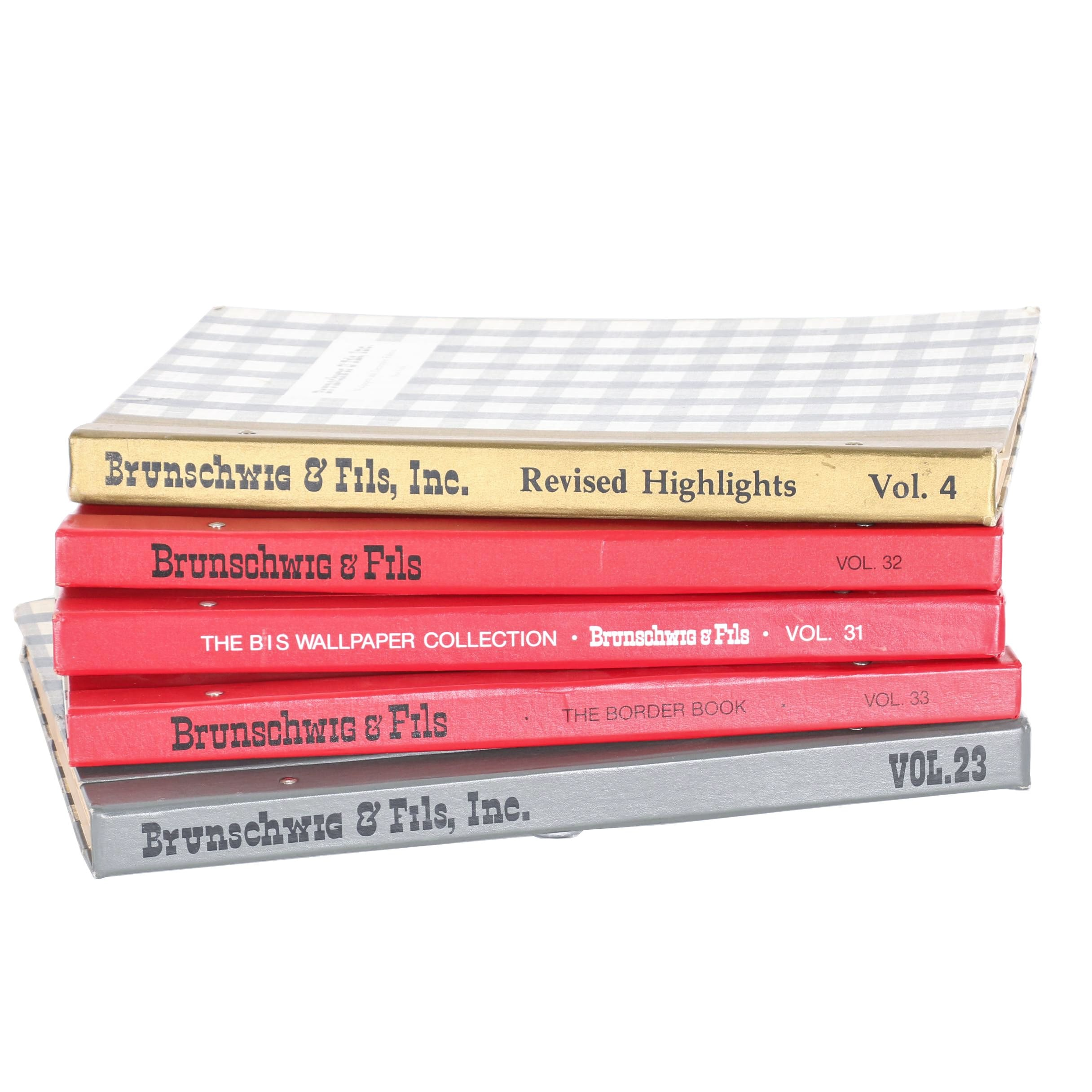 Collection of Wallpaper Books