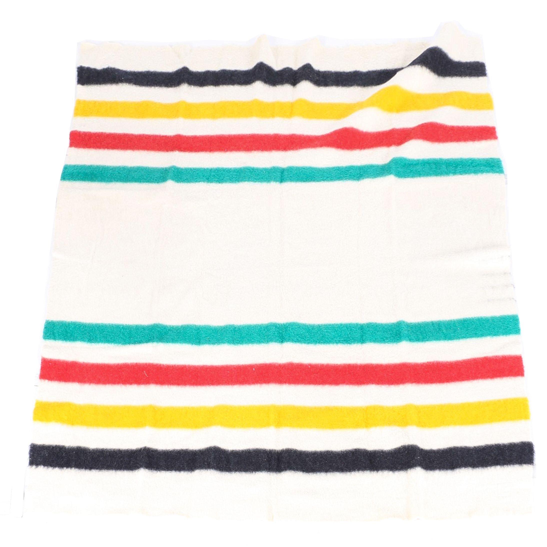 Hudson's Bay Point Wool Blanket