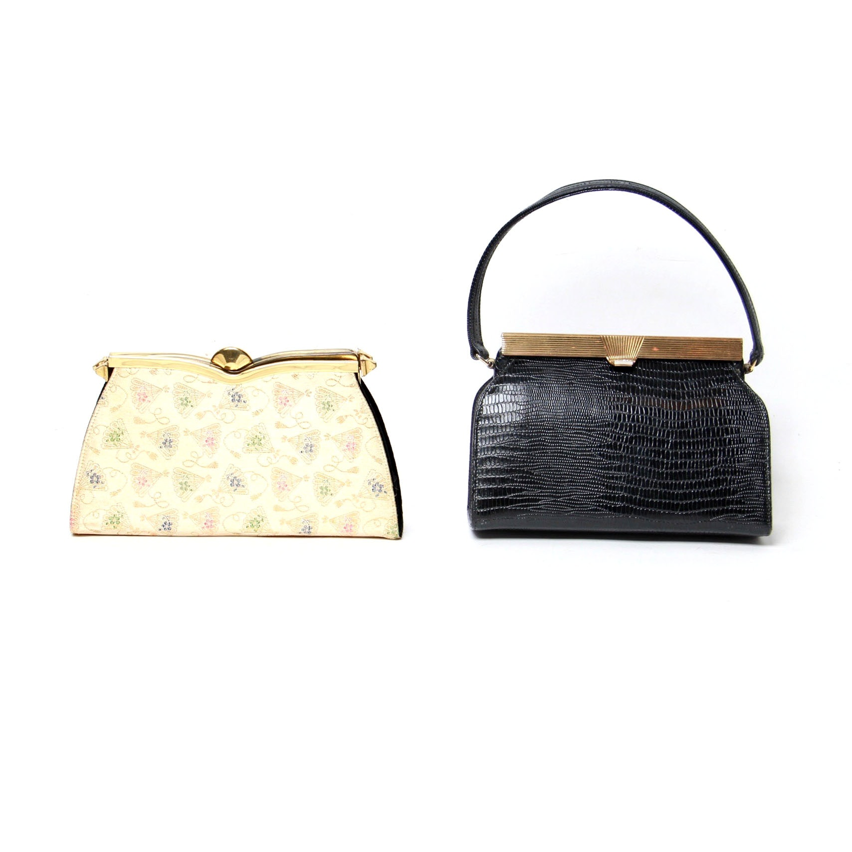 Vintage Handbags Including Meyers