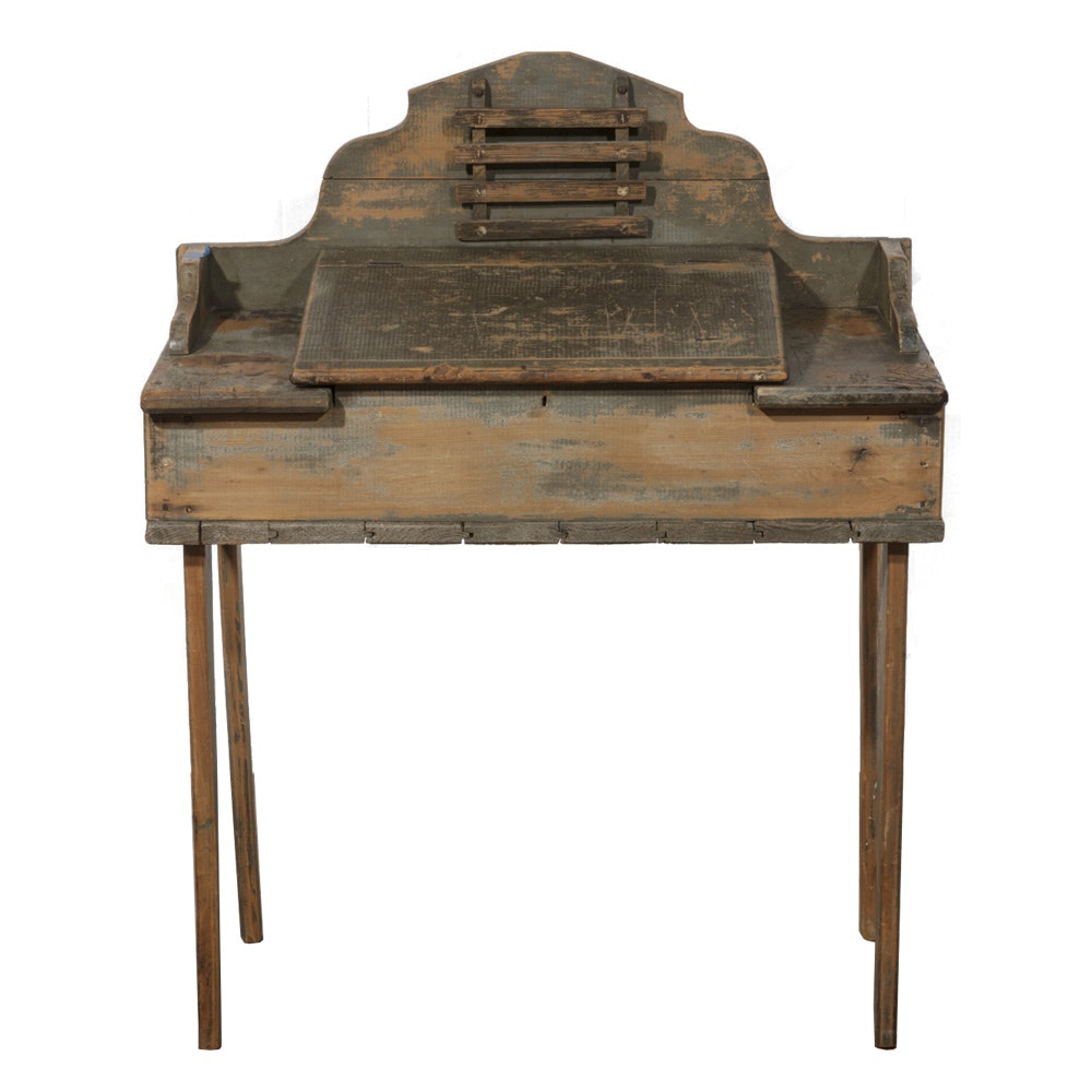 Arts and Crafts Style Antique Child's Desk