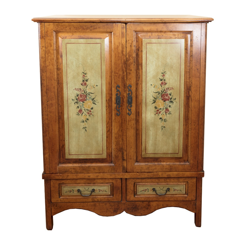 Entertainment Center Armoire By Domain ...