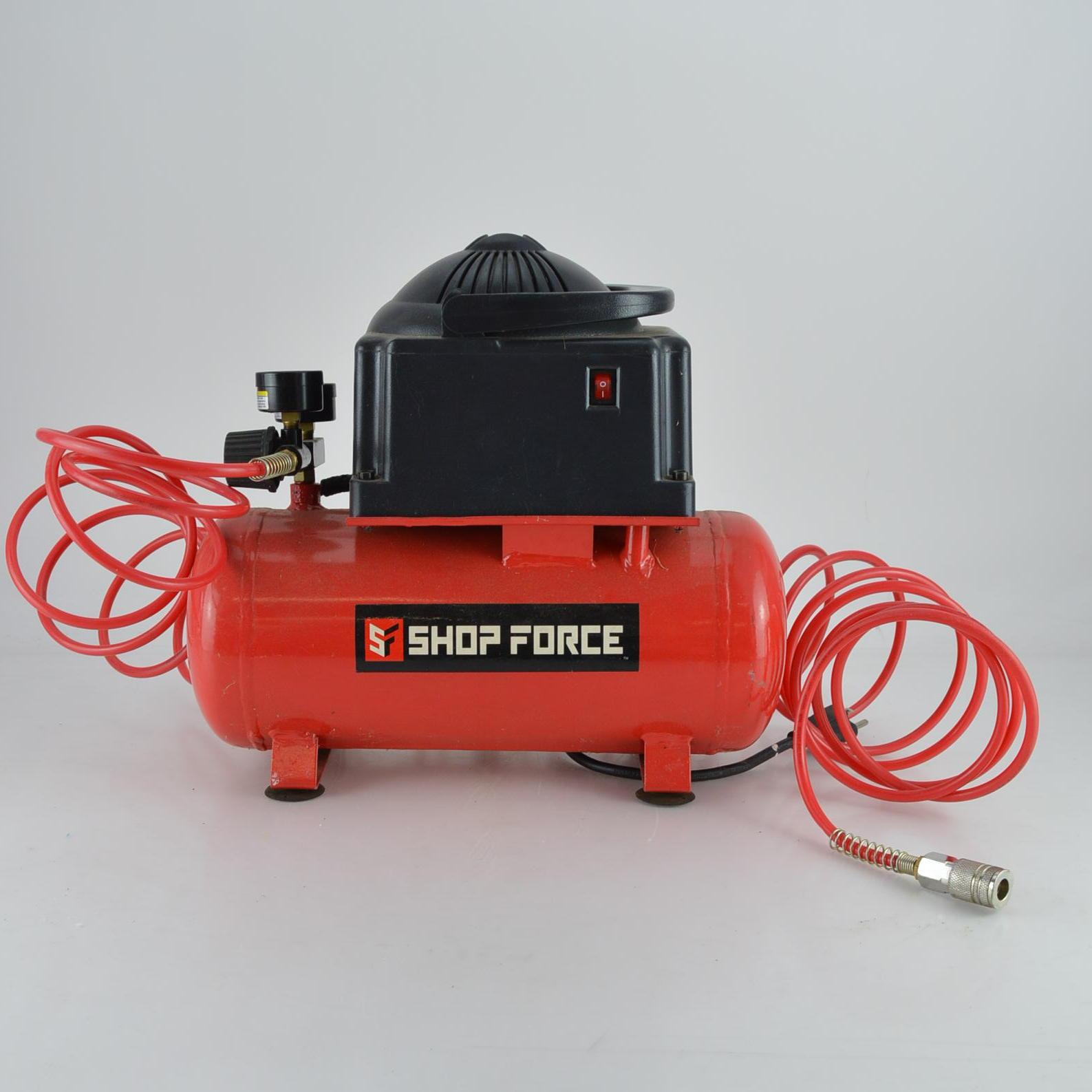 shop force air pressor ebth Sears 20 Gallon Air Compressor shop force air pressor