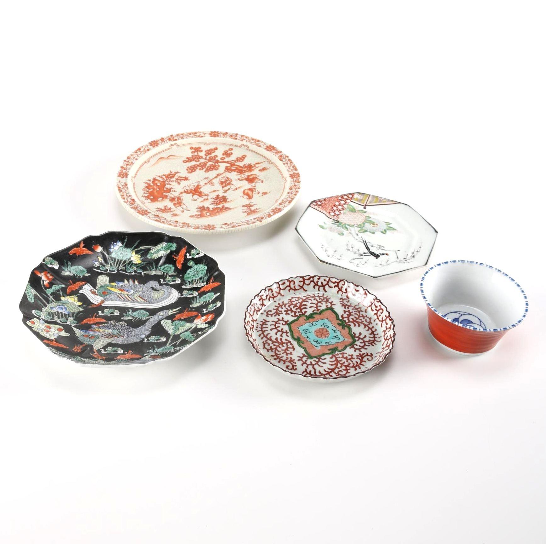 Chinese Porcelain Assortment