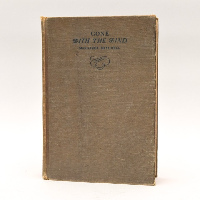 "First Edition, Tenth Printing ""Gone with the Wind"" by Margret Mitchell"
