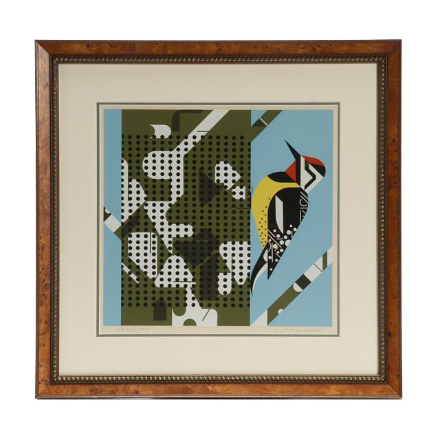 Charley Harper Signed Limited Edition Offset Lithograph