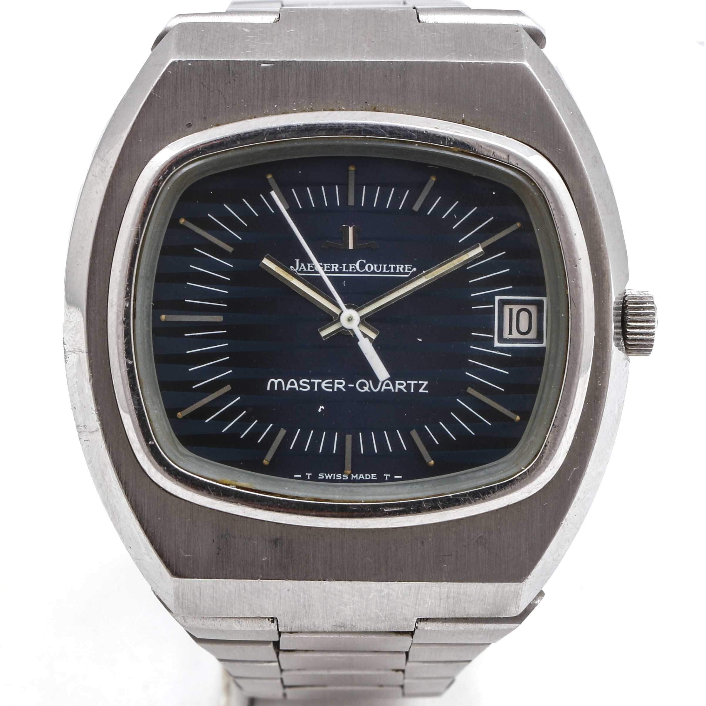 Jaeger-LeCoultre Stainless Steel Wristwatch