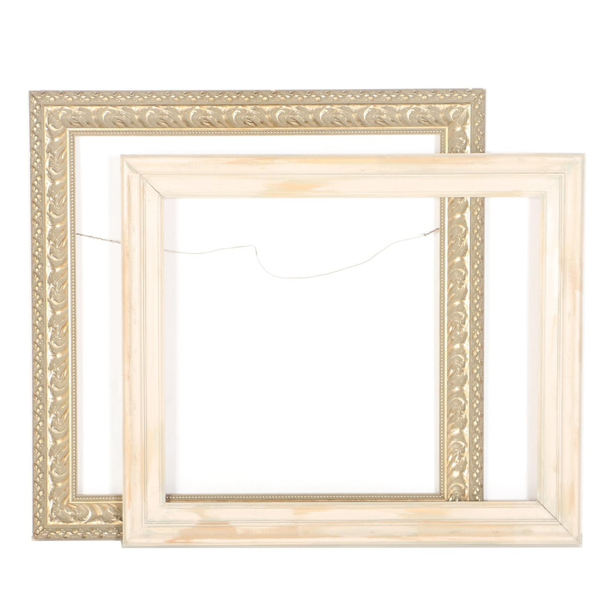 Cream Colored Frames : EBTH