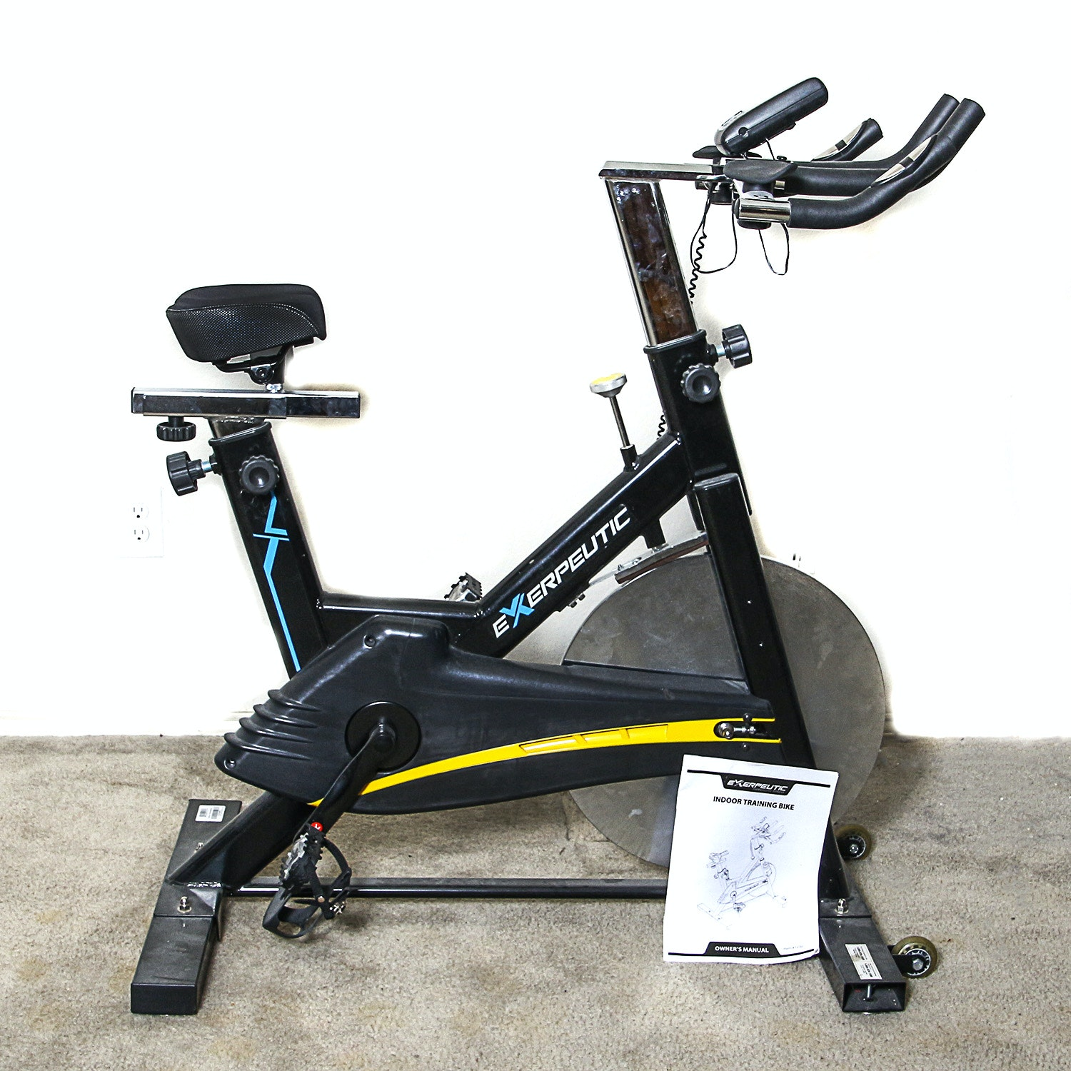 Exerpeutic Indoor Training Bike