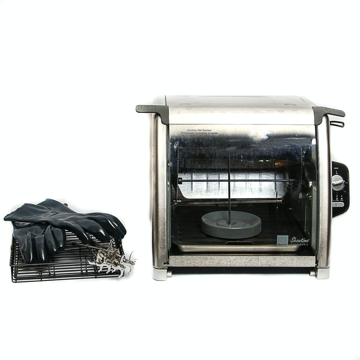 "Ronco ""Showtime"" Rotisserie"
