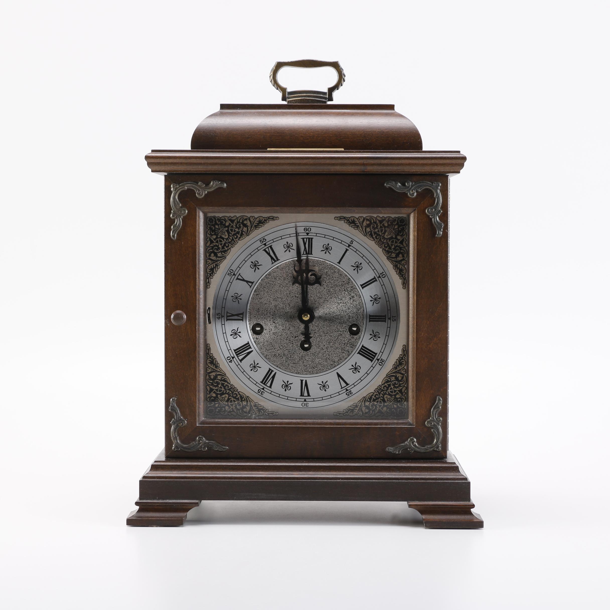 Hamilton Wheatland Chiming Mantel Clock