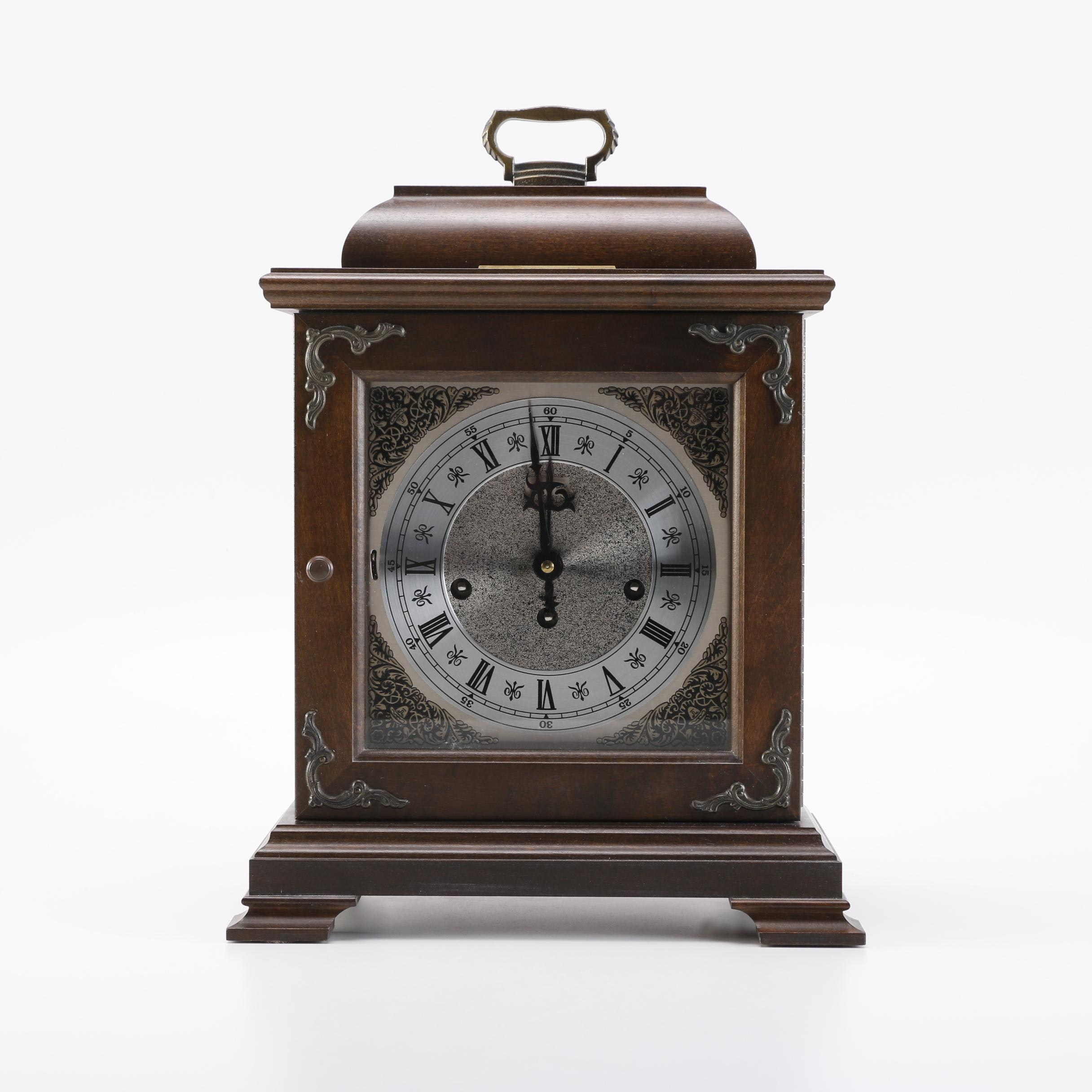 Hamilton Wheatland Chiming Mantel Clock