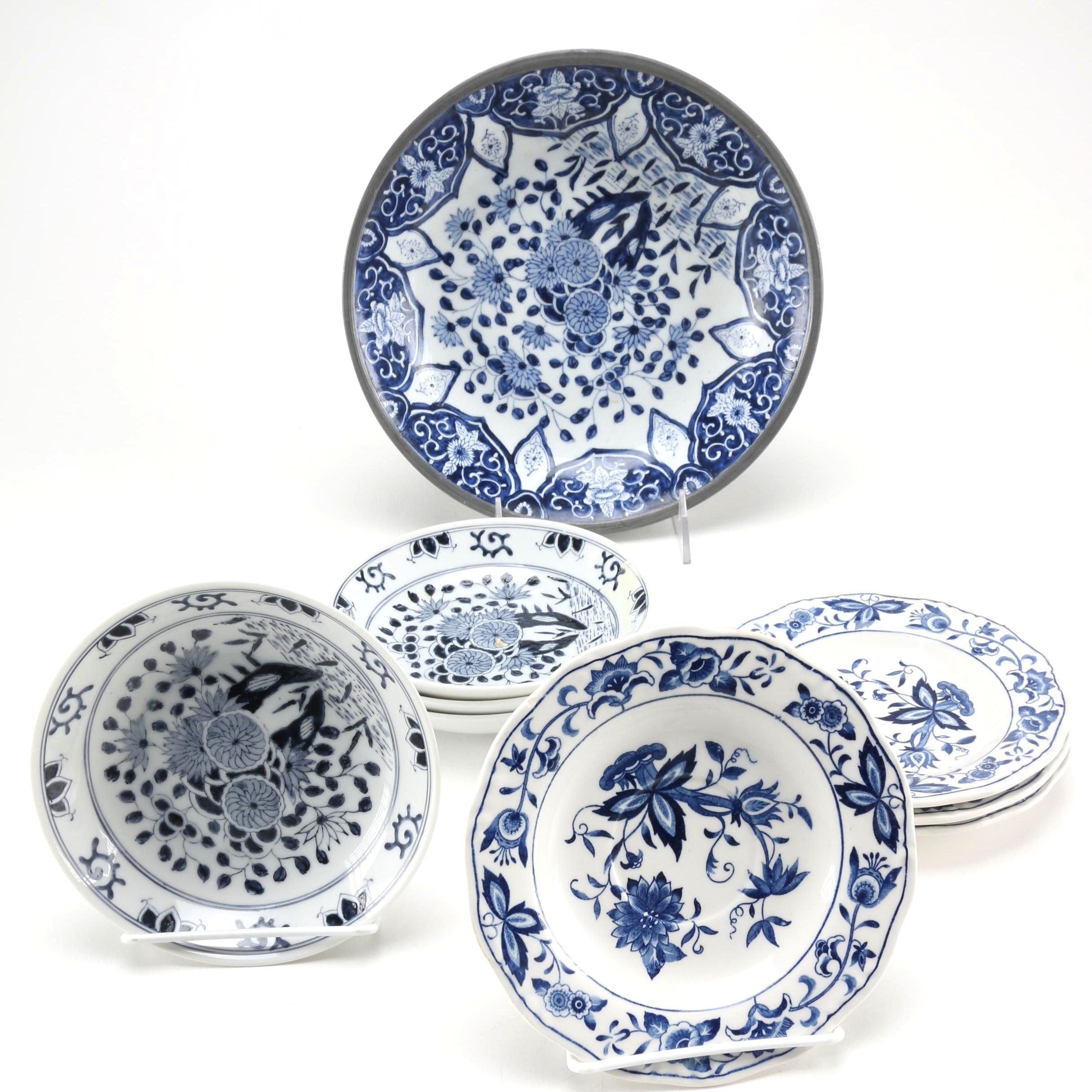 Set of Japanese Porcelain