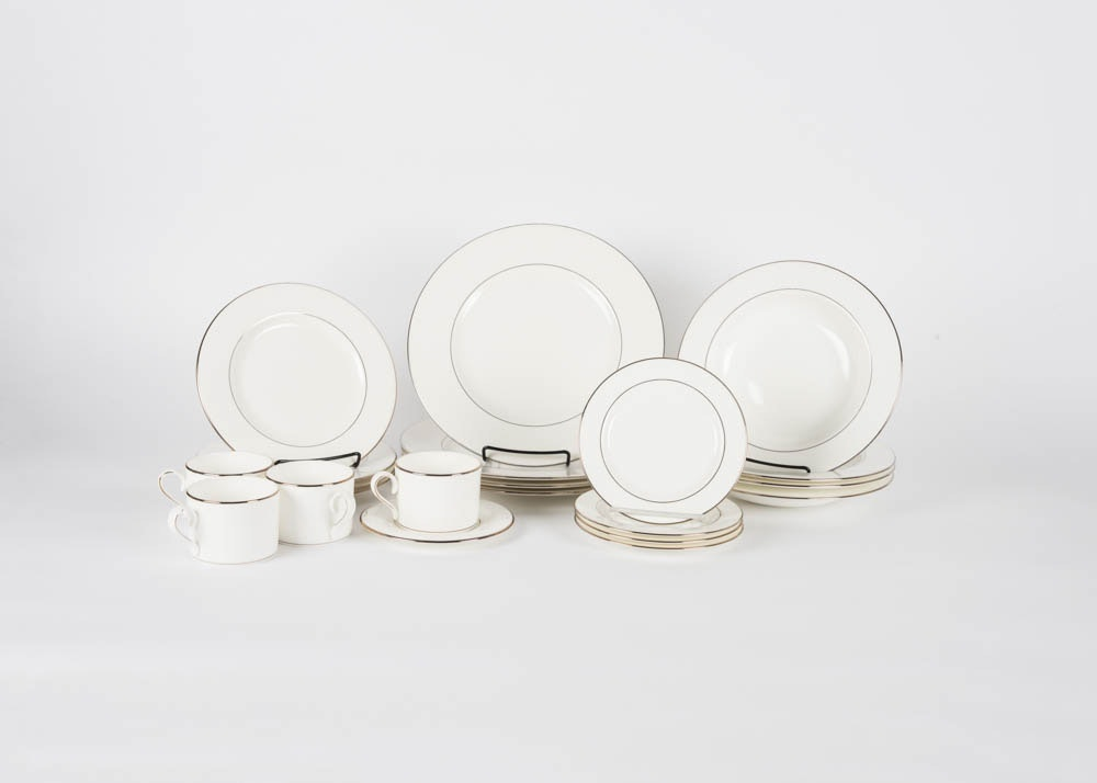 """""""Tribeca"""" Lenox Place Settings For Four"""