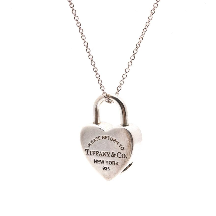 5ea219944b Tiffany & Co. Sterling Silver