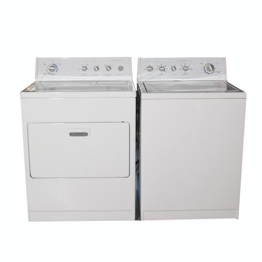 KitchenAid Washer and Dryer : EBTH on