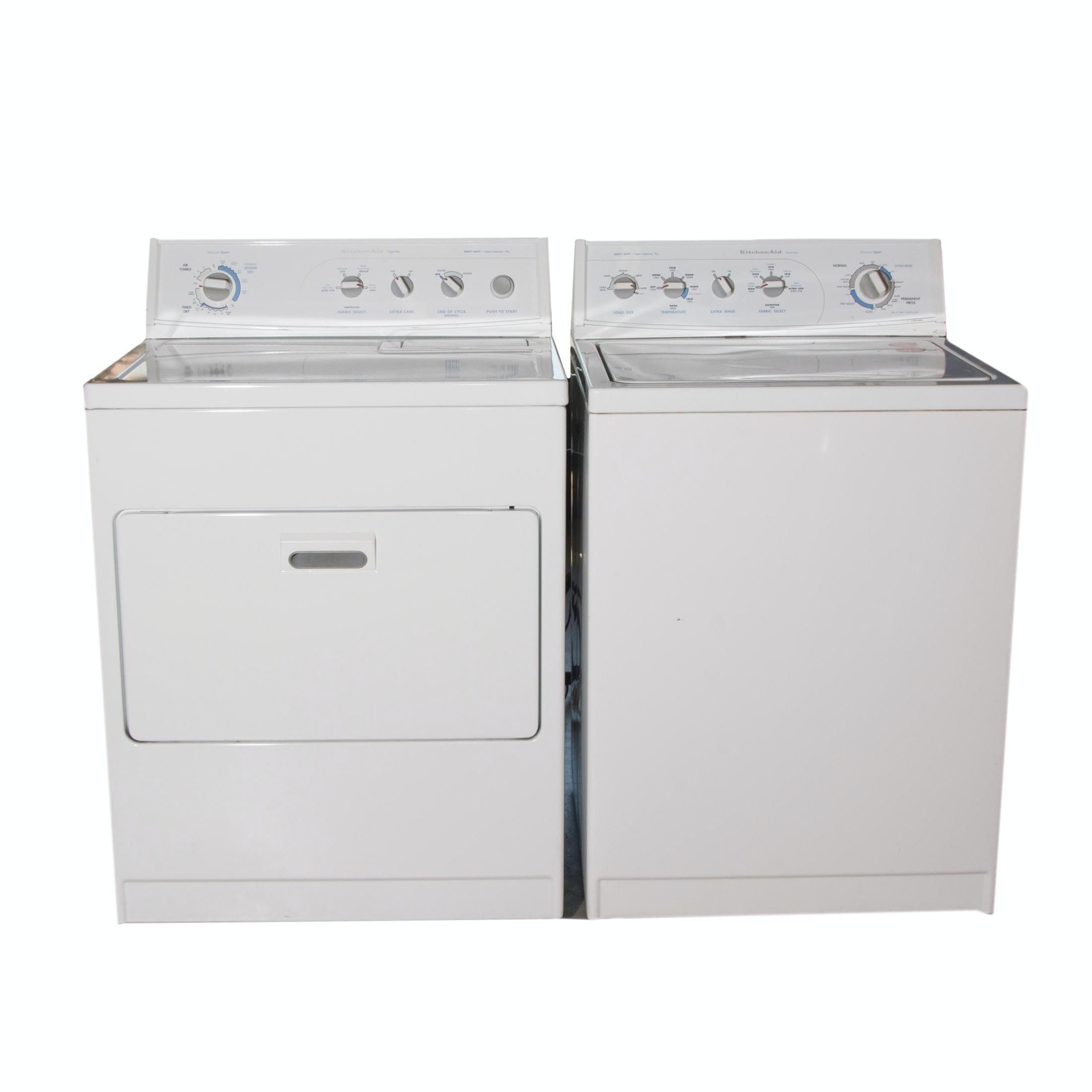 KitchenAid Washer And Dryer ...