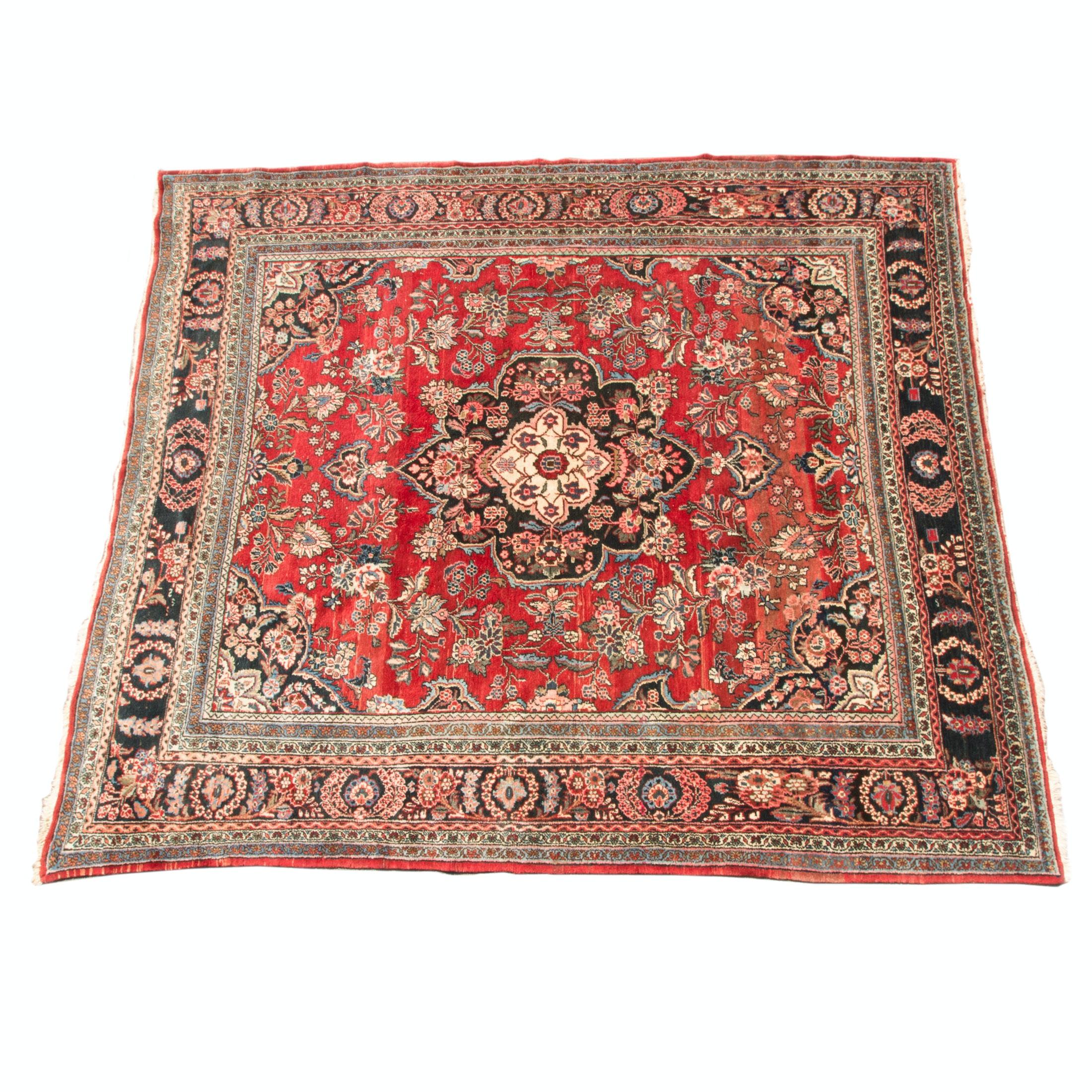 Hand Woven Persian Khoye Style Area Rug