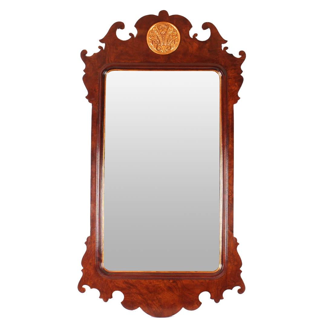 Henredon Neo-Baroque Wall Mirror
