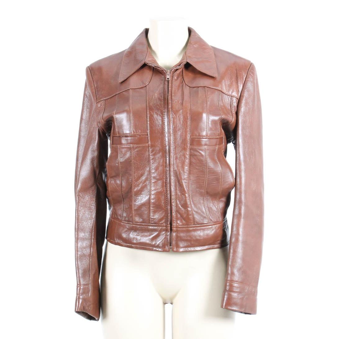 Angel Skin Cabretta Leather Jacket