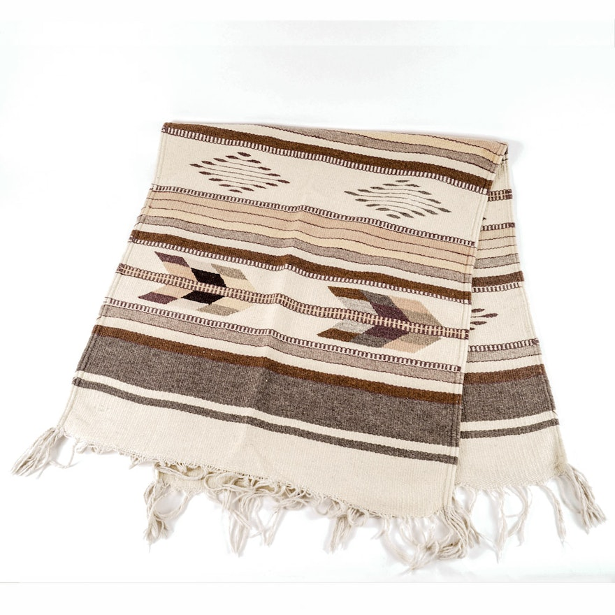 Mexican Style Runner Rug