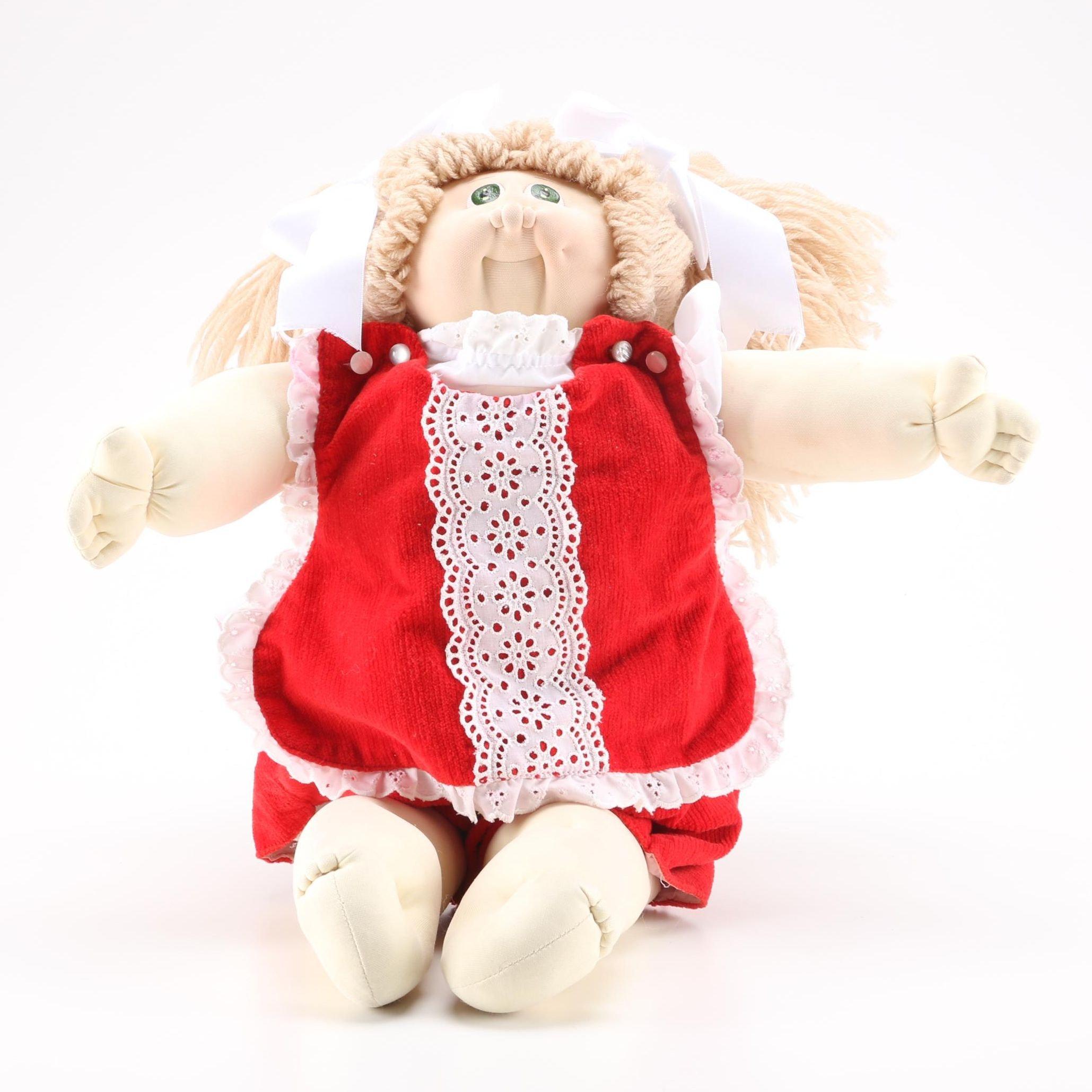 1978 Cabbage Patch 'Mavis Hope' Doll