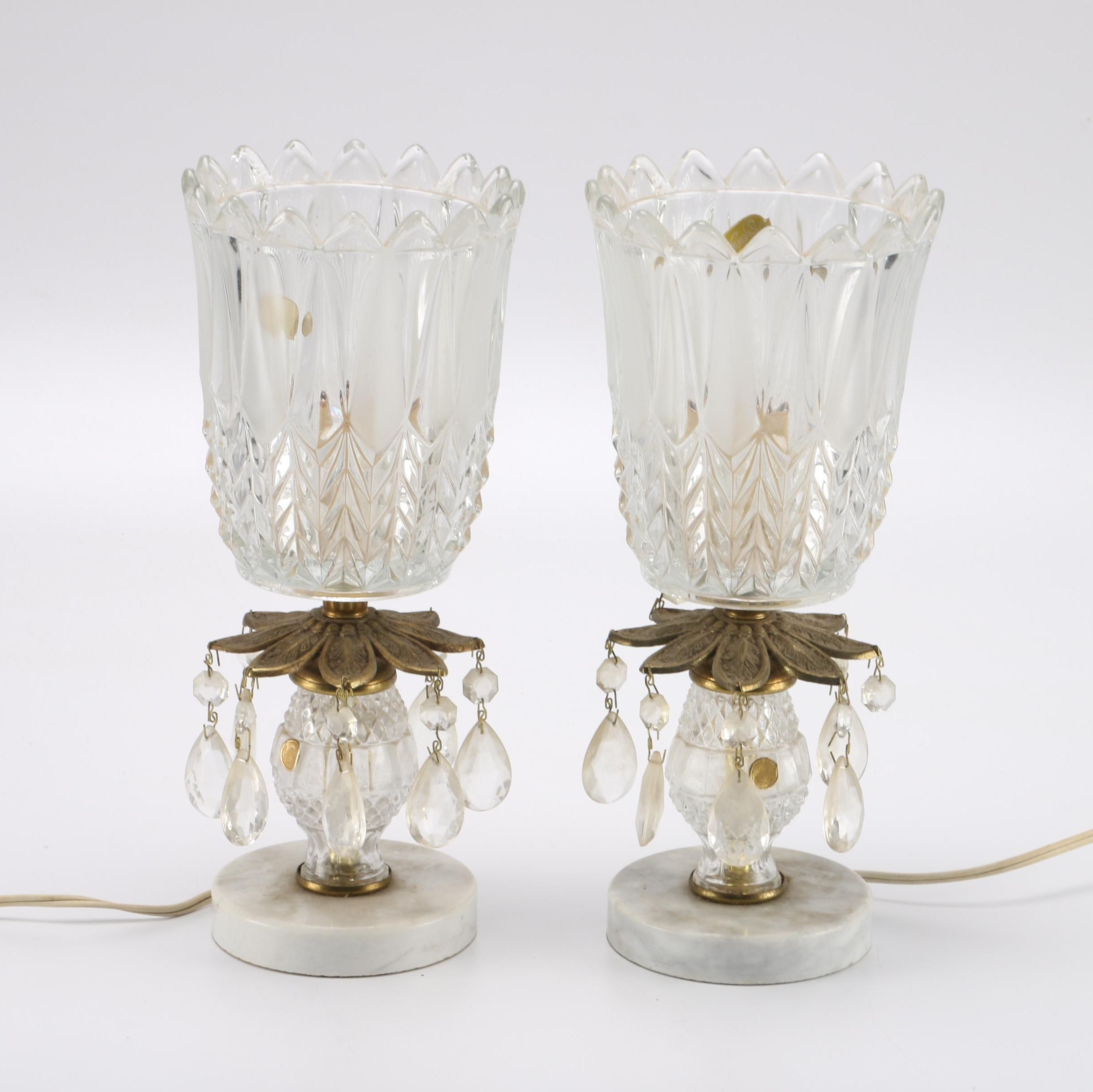 Bohemia Crystal Lamps