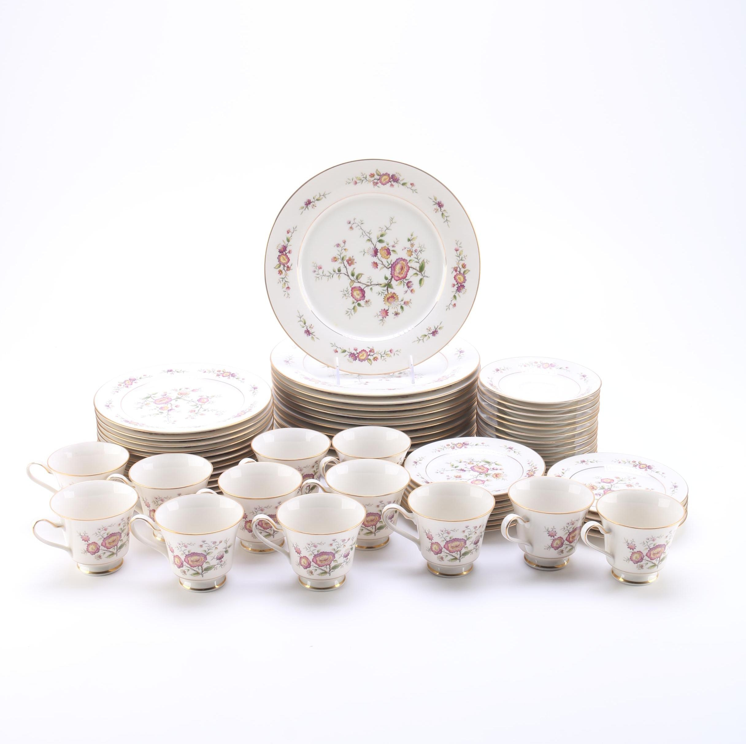 "Noritake ""Asian Song"" Five-Piece Dining Set"