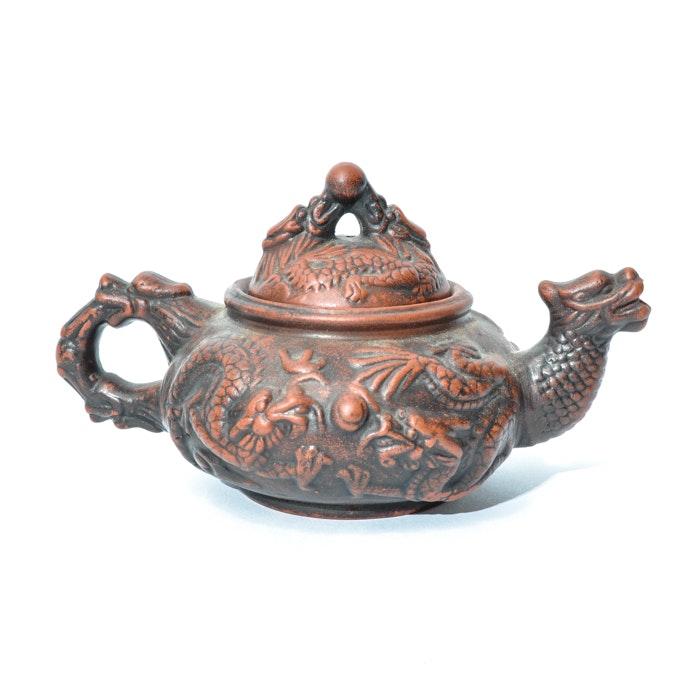 Chinese Yixing Ceramic Teapot