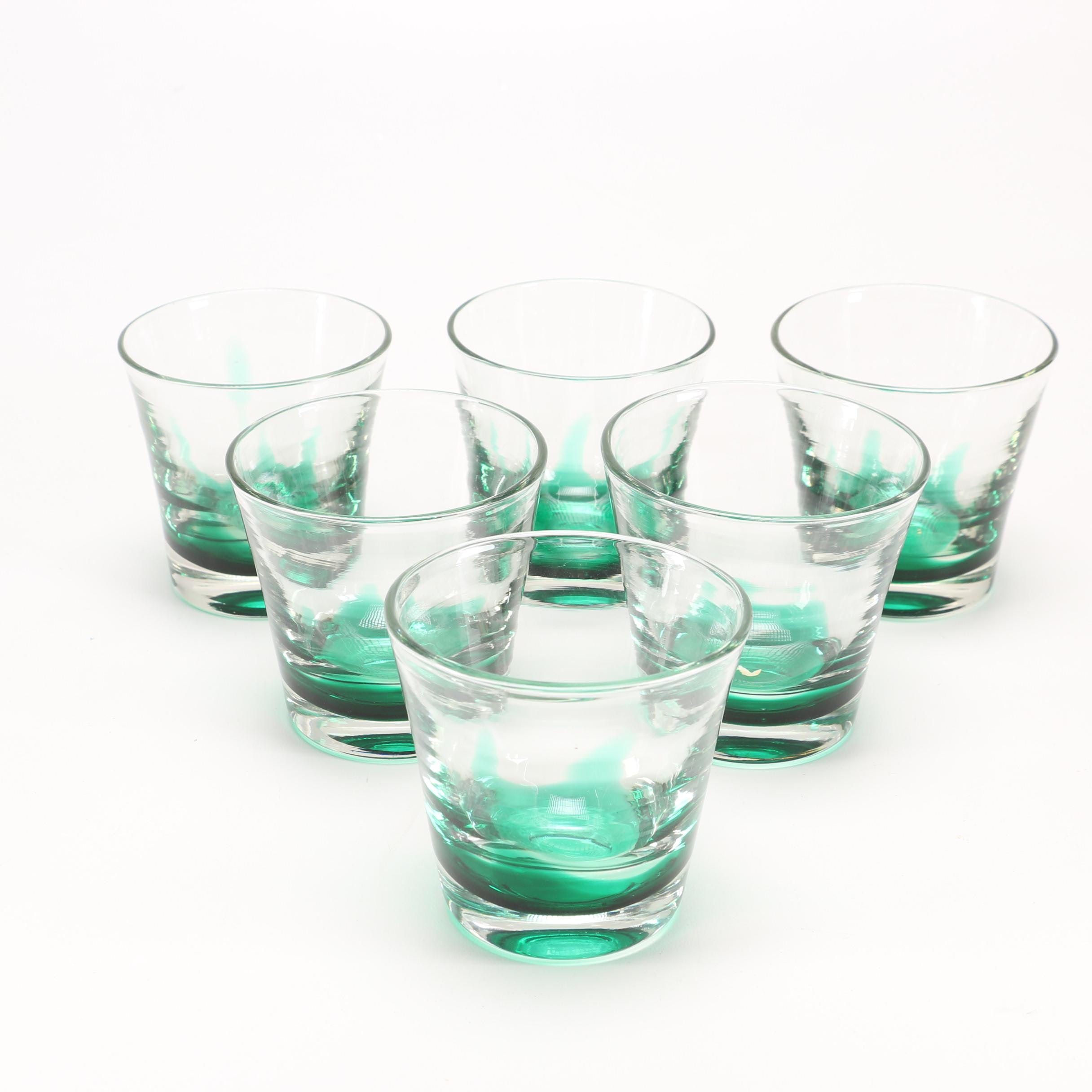 Erickson Style Low Ball Glasses