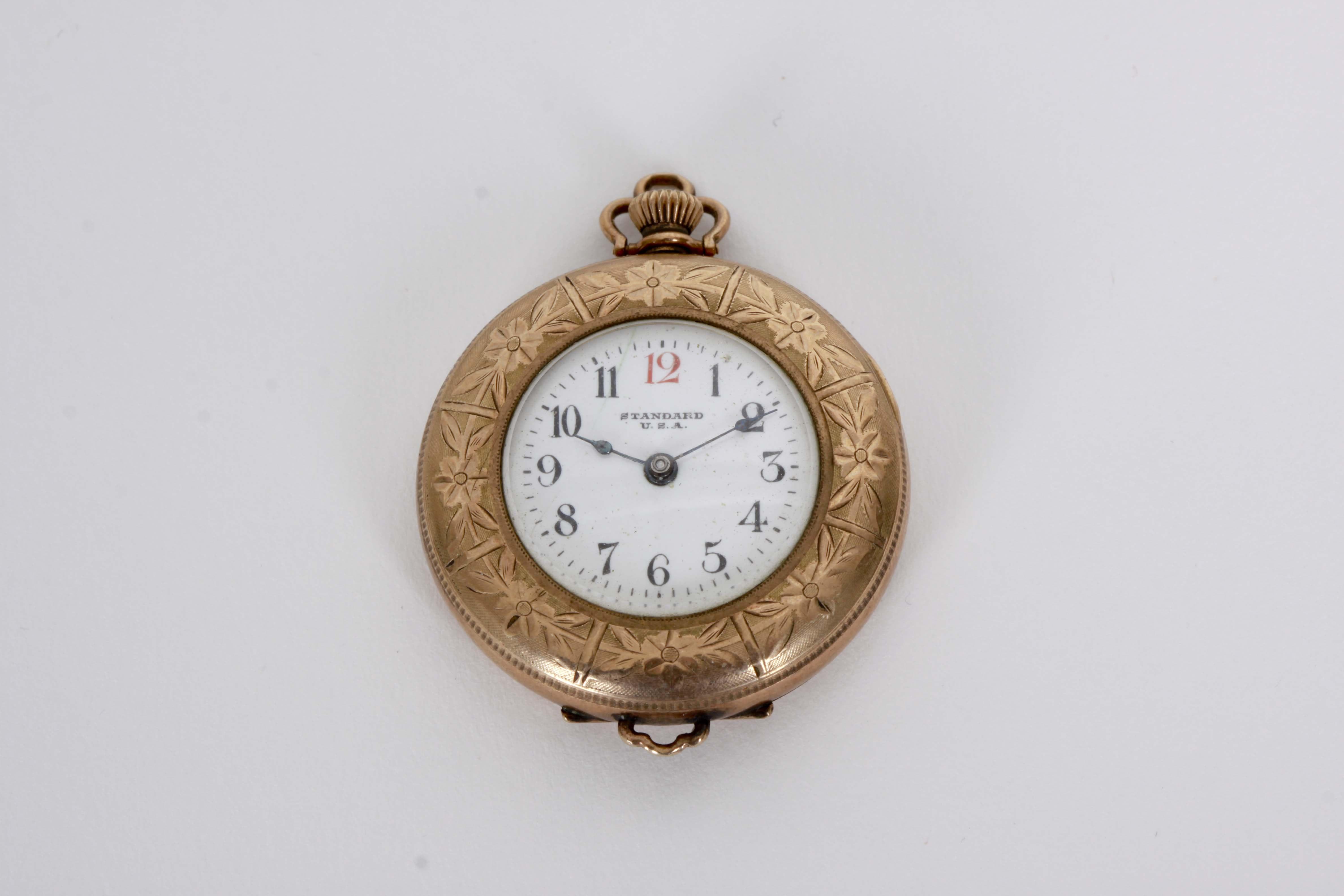 A Standard Gold Filled Pocketwatch