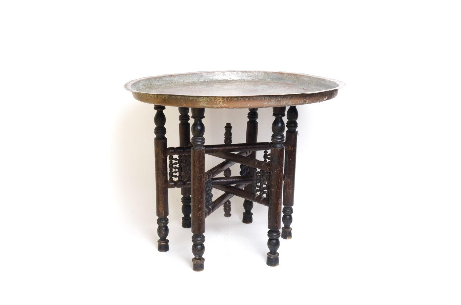 Turkish Tray Table
