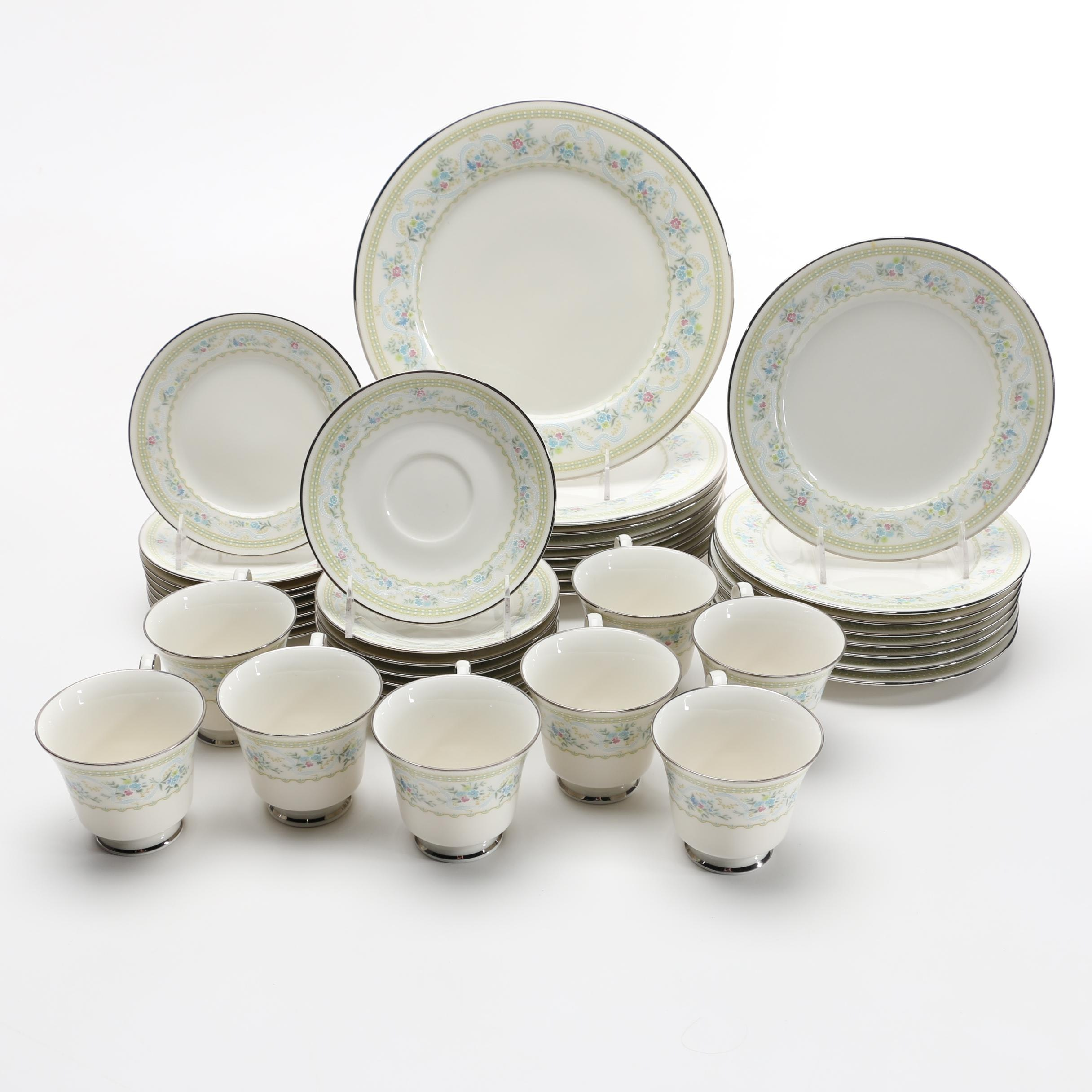 "Noritake ""Delight"" China Set"