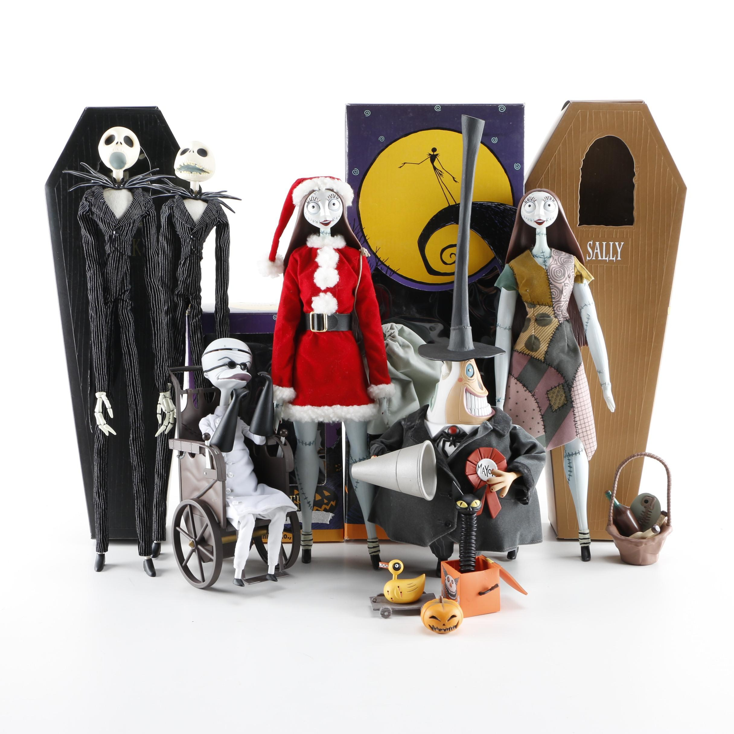 Nightmare Before Christmas Figurine Collection