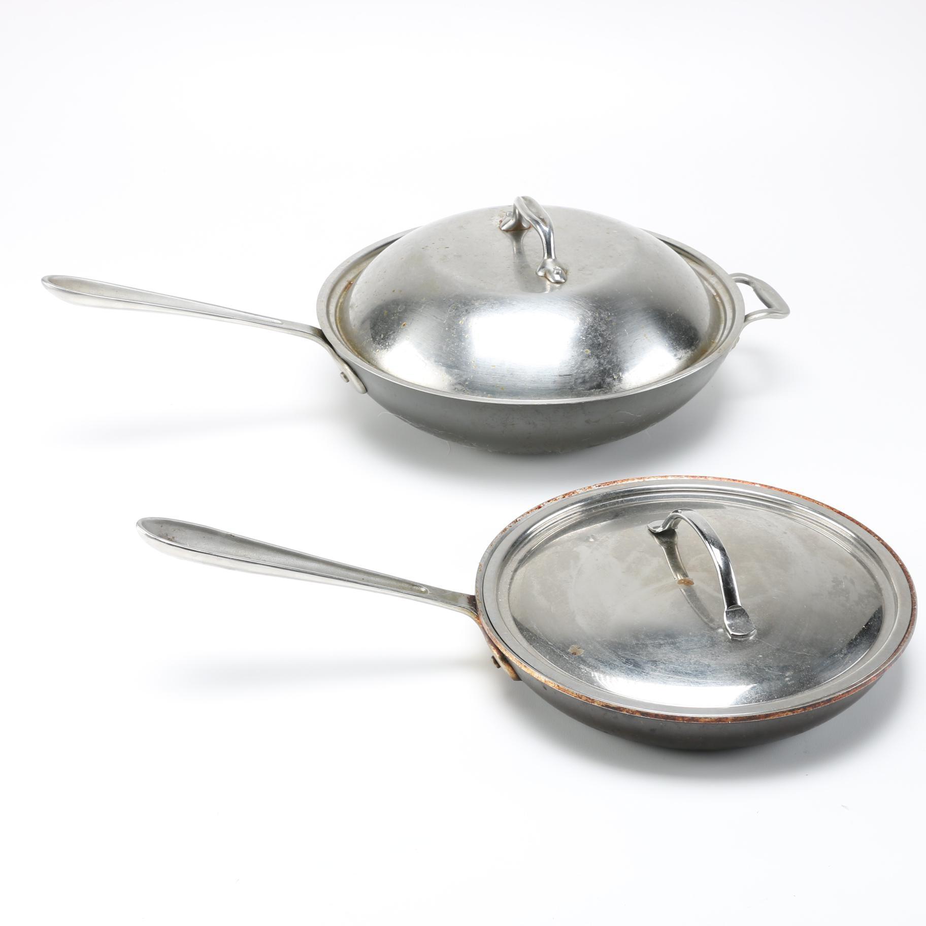 All Clad Ltd Cookware